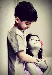brother and sister images for dp