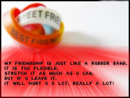Friendship Comments