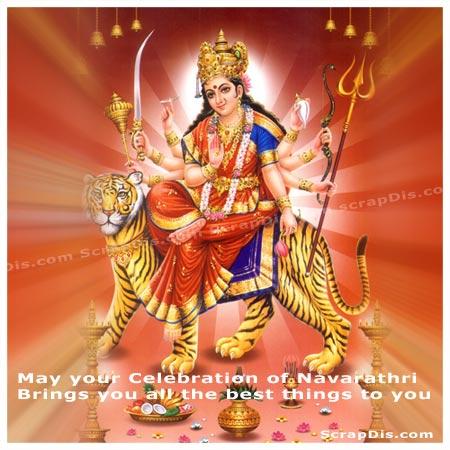 happy navrathri comments