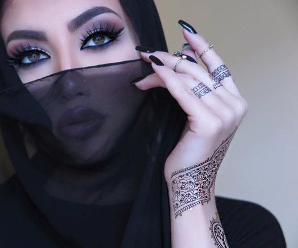 arabic girls dp