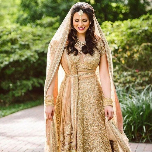 beautiful bridal profile pictures