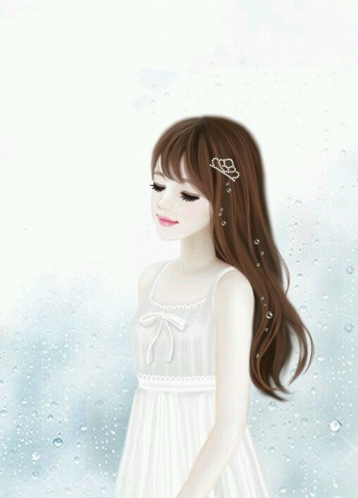 cartoon girls profile pictures