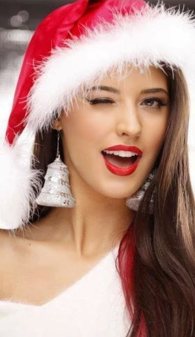 christmas profile pictures