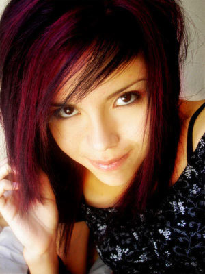 emo girls profile pictures