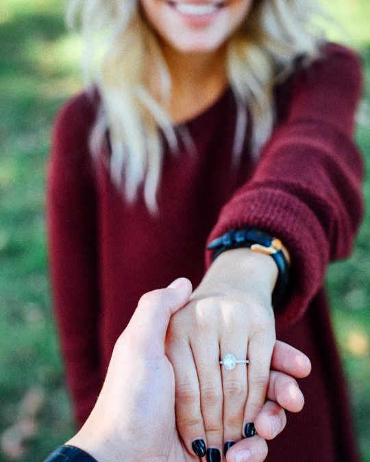 Engagement profile pictures