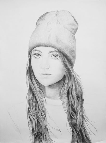 Girl with Hat profile pictures