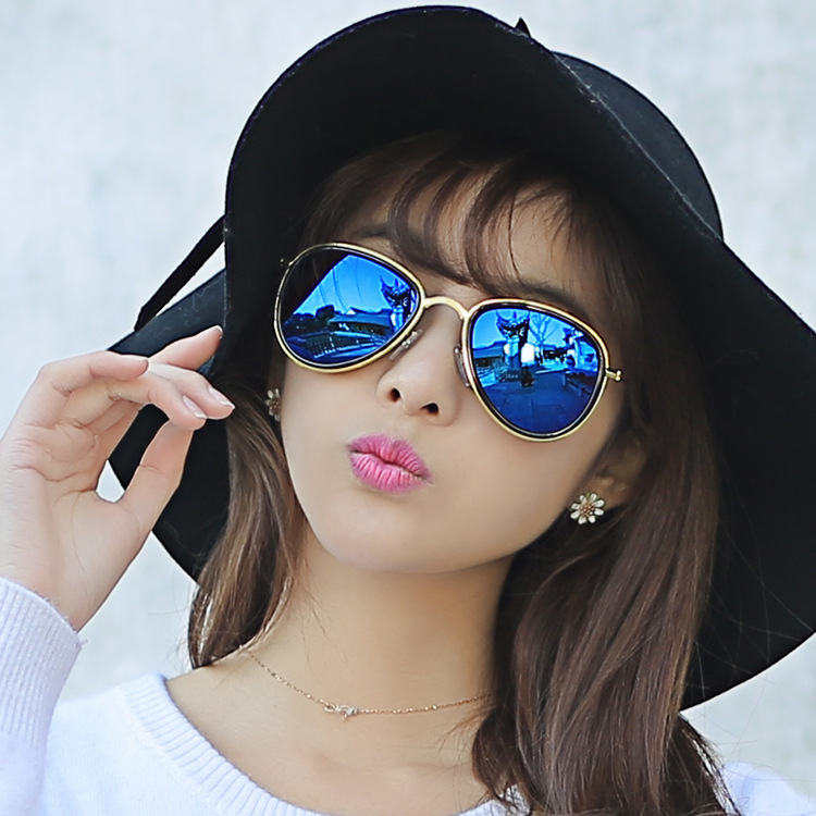 Girls Wearing Sun Glass Profile Pictures
