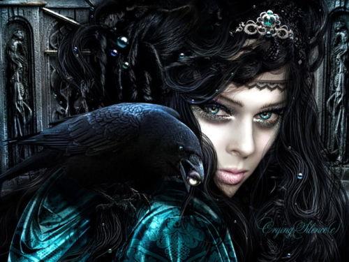 gothic profile pictures