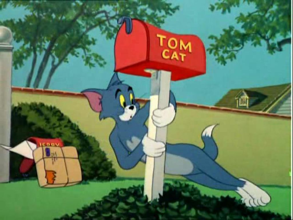 Tom and Jerry profile pictures