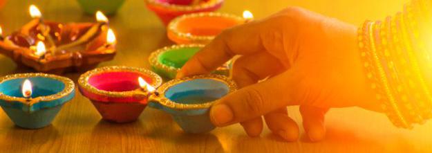 Diwali status messages