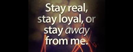 fake friends status