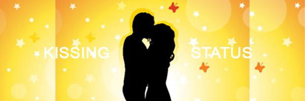 kissing status